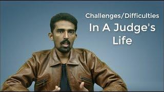Difficulties In A Judge's Life | Harsh Jain