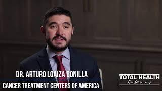 ASCO19 – Arturo Loaiza-Bonilla, MD   Cancer Treatment Centers of America – Gastrointestinal Cancers