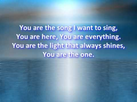 You Are - Jason Castro (Lyrics)