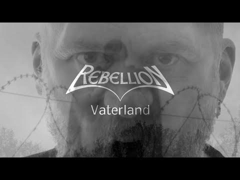 REBELLION - Vaterland (Lyric Video)