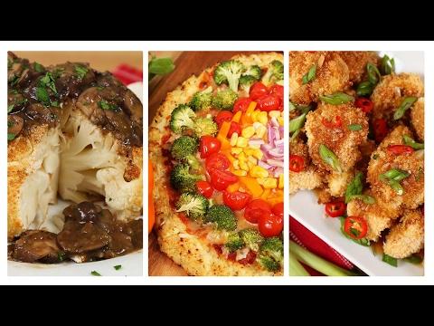 3 Clever Cauliflower Recipes | Dinner Made Easy