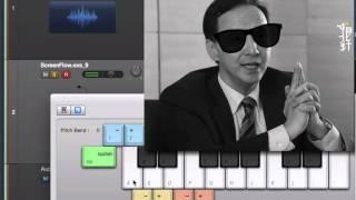 把別人的聲音拿來用 MIDI 彈奏 Sampler Track