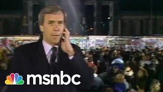 Tom Brokaw Remembers Fall Of Berlin Wall | Morning Joe | MSNBC thumbnail