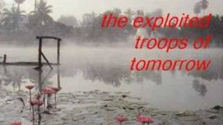 The Exploited - troops of tomorrow  (audio)