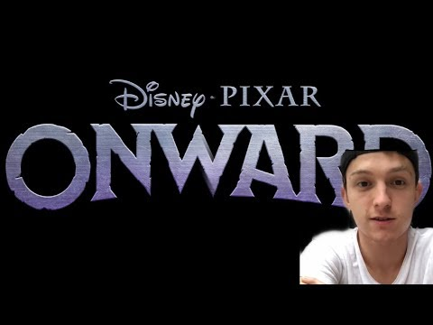 Tom Holland Announces New Pixar Movie Onward