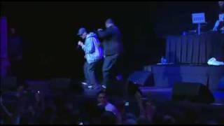 Hello  Insane Eminem Live  Detroit RELAPSE Concert 2009