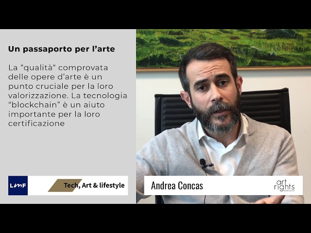 Tech, Art & Lifestyle 2019 - Andrea Concas (Art Rights)