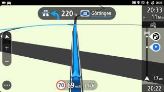 Preview von TomTom Go Mobile Navigation