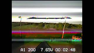 UMX Turbo Timber fun FPV flight!