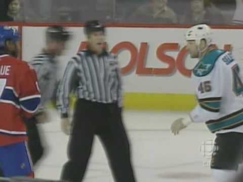 Georges Laraque vs. Jody Shelley