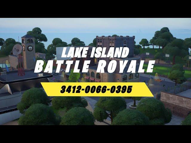 Lake Island Battle Royale