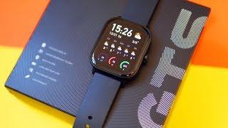 Review: AMAZFIT GTS Smart Watch (Deutsch) - Ein Display wie die Apple Watch!