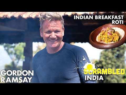 Gordon Ramsay Cooks The Spiciest Scrambled Eggs in India   Scrambled