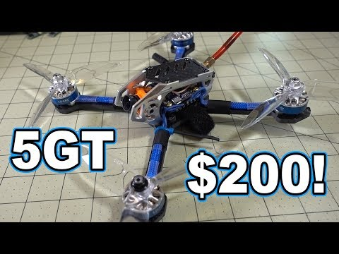 LDARB KK 5GT FPV Drone Review