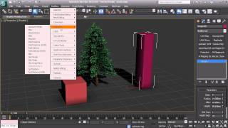 3ds Max Tutorial - Top Tips: Creating Custom Modifier Sets in 3ds Max
