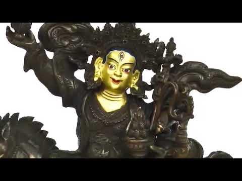 Ratna Shugden's (Gyenze) Iconography