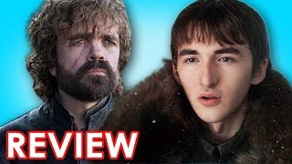 "Game of Thrones Season 8 Episode 6 REVIEW ""The Iron Throne"" (Series Finale)"