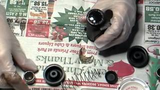 Wheel Cylinder Rebuild