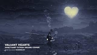 "Utada Hikaru - Sanctuary [Band: Valiant Hearts] (Punk Goes Pop Cover) ""Kingdom Hearts"""
