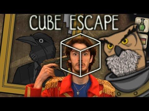 J'ME FAIT RETOURNER LE CERVEAU, 400 DE QI !!! -Cube Escape- EscapeGame