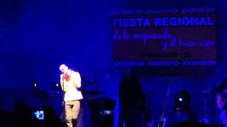 preview picture of video 'Abel Pintos - La llave - O'Higgins - 02/03/2013'