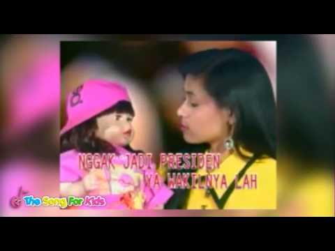 Susan punya cita cita   susan   ria enes   the song for kids official