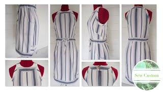 The Making Of My Linen Summer Dress