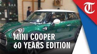 Bergaya Modern Klasik, Interior Mini Cooper 3 Door 60 Years Edition Tampak Ciamik