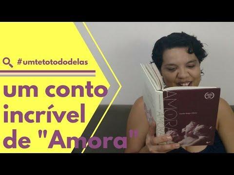 MINHA PRIMA ESTÁ NA CIDADE (conto de AMORA - NATÁLIA BORGES POLESSO) | #VEDA #25 | Despindo Estórias
