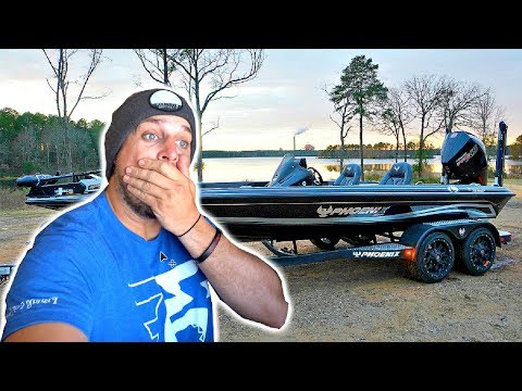 I BOUGHT MY DREAM FISHING BOAT!!! (SO PUMPED)
