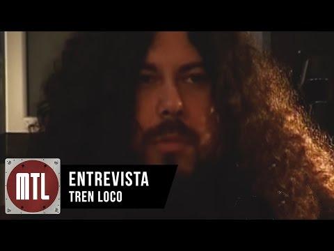 Tren Loco video Entrevista MTL 2009 - Presentan Venas de Acero
