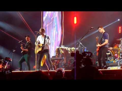 "Coldplay ""Midnight"" / ""Charlie Brown"" Gelsenkirchen 2016"