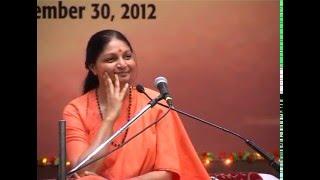 Bhagavad Gita - Demystifying The Divine-human Relationship - Talk By Swamini Vimalananda