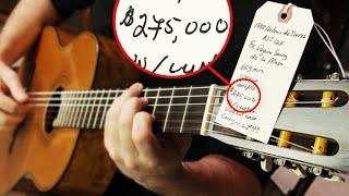 This guitar is worth $275,000