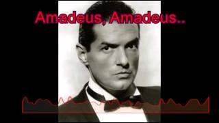 Falco   Rock Me Amadeus Lyrics