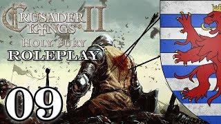 Let's Play Crusader Kings 2 II Holy Fury   CK2 Roleplay