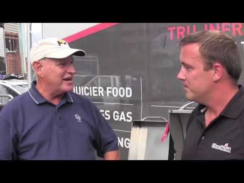 Char-Broil TRU-Infrared Commercial Series Grill Review – Ted