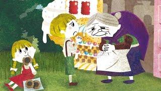 絵本ヘンゼルとグレーテル読み聞かせ世界の童話