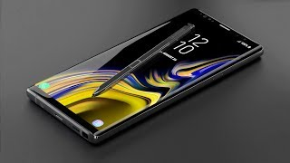 Samsung Galaxy NOTE 9 OFFICIAL INTRODUCTION !!!
