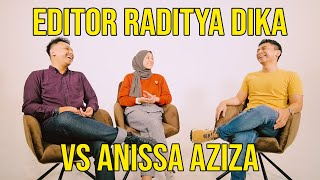 Video EDITOR VIDEO RADITYA DIKA VS ANISSA AZIZA! GALAU BANGET! 😭 MP3, 3GP, MP4, WEBM, AVI, FLV September 2019