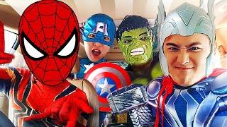 [슈퍼히어로 강이] 스파이더맨 영상 모아보기 Superhero Spiderman