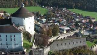preview picture of video 'Festung Kufstein-Tirol'