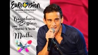 Gianluca Bezzina - Tomorrow - Eurovision Song Contest 2013 Malta Winner