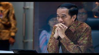 Jokowi Tolak Pemberian Barang dari Pelaku UMKM