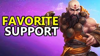 ♥ Heroes of the Storm (HotS) - Kharazim My Favorite Support