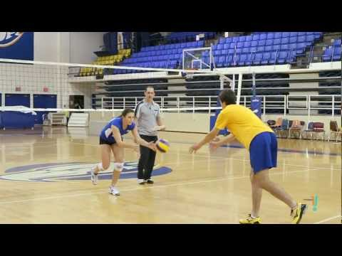 Preview video On Court - 2012 Volleyball Champions Program | Prehab and Conditioning Warmup