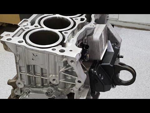Фото к видео: Двигатель CHPA VS CJZA