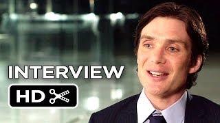 Transcendence Interview  Cillian Murphy 2014  SciFi Mystery Movie HD