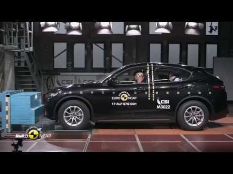 NCAP: Alfa Romeo Stelvio
