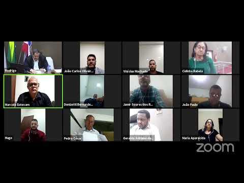 Reunião Ordinária (21/09/2020) - Câmara Municipal de Arcos